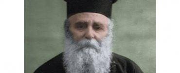 Κατατέθηκε φάκελος για την αγιοκατάταξη του π. Γερβασίου Παρασκευοπούλου
