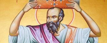 Τον ιδρυτή της Απόστολο Παύλο θα τιμήσει η Εκκλησία της Ελλάδος Αγρυπνία Αποστόλου Παύλου στους αρχαίους Φιλίππους