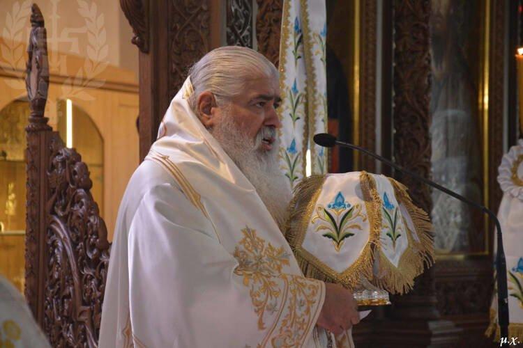 Η εορτή της Πεντηκοστής στη Μητρόπολη Νεαπόλεως και Σταυρουπόλεως (ΦΩΤΟ)