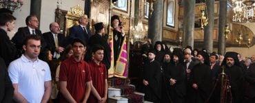 Τα ονομαστήρια του Οικουμενικού Πατριάρχου (ΦΩΤΟ)