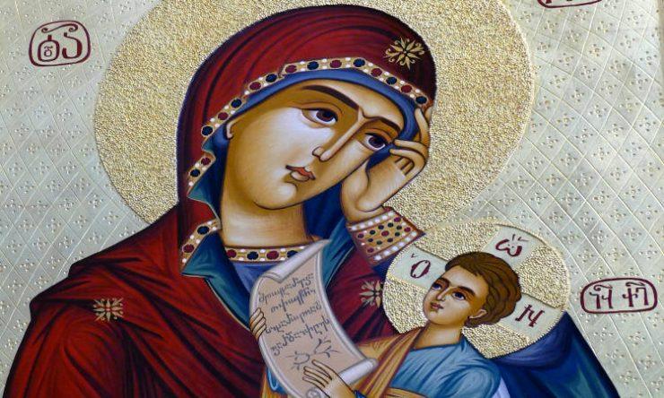 Η Παναγία Θεοτόκος ως Κιβωτός Πανήγυρις Κοιμήσεως Θεοτόκου Πεύκων Θεσσαλονίκης