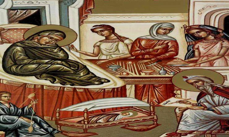 Πανήγυρις Γενεθλίου Ιωάννου του Προδρόμου στα Τρίκαλα Γενέθλιο Αγίου Ιωάννου του Προδρόμου και Βαπτιστού