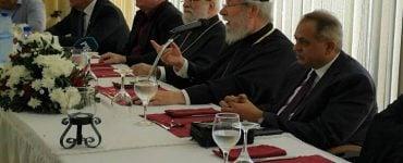 Κύπρου προς ιερείς Λάρνακας: Να δώσετε τον καλύτερο εαυτό σας για να εξυπηρετείτε το ποίμνιό μας (ΦΩΤΟ)