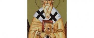 Εορτή Αγίου Ιερομάρτυρος Αθηνογένους