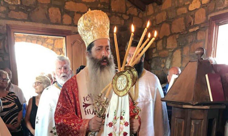 Η εορτή του Αγίου Παντελεήμονος στο Κοντοπούλι Λήμνου