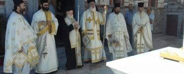 Μνημόσυνον Αρχιεπισκόπου Κρήτης κυρού Τιμοθέου
