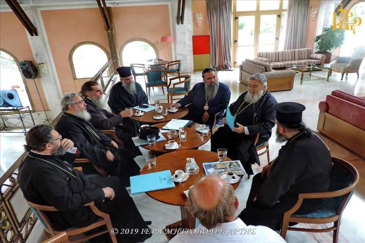 Β΄ Οργανωτική Σύσκεψη στην Άρτα Δ΄ Πανελληνίου Συνεδρίου Θρησκευτικού Τουρισμού