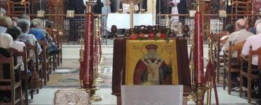 Προσκύνηση Λειψάνων Αγίου Λουκά του Ιατρού στην Άρτα