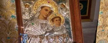 Ο Βόλος υποδέχτηκε την Εικόνα της Παναγίας «Η πάντων Χαρά»