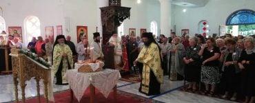 Πανηγύρισε η Μονή Οσίου Σεραφείμ του Σάρωφ Πορταριάς