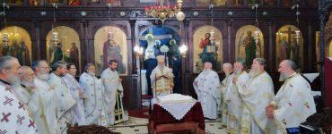 Θεία Λειτουργία Πανελληνίου Συνδέσμου Ιεροδιδασκάλων στα Γρεβενά