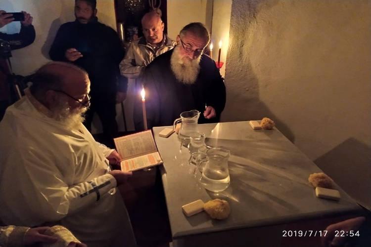 Αρχιερατική Αγρυπνία Αγίου Αιμιλιανού στα Γρεβενά
