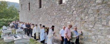 Εορτή Αγίας Μαγδαληνής στη Μητρόπολη Γρεβενών