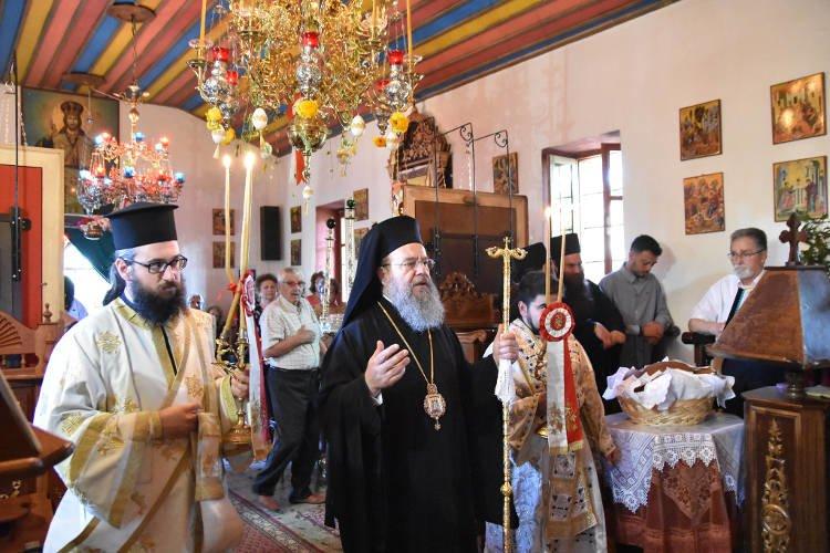 Πανηγύρισε το Καθολικό του Μοναστικού Οίκου «Η Χαρά των θλιβομένων» (ΦΩΤΟ)
