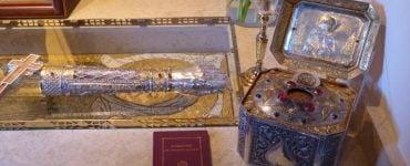 Εορτή της Ανακομιδής των Λειψάνων της Οσίας Σοφίας της Κλεισούρας (ΦΩΤΟ)