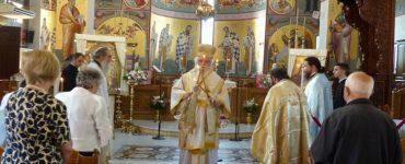 Σύναξη Παναγίας Τριχερούσας στον Άγιο Νικάνορα Καστοριάς (ΦΩΤΟ)