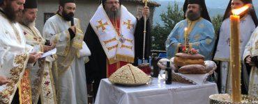 Η Εορτή της Αγίας Παρασκευής στα ιστορικά Αμπελάκια