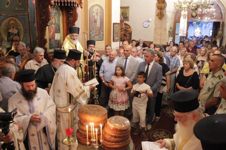 Η Εορτή της Αγίας Μαρίνης στη Λέρο