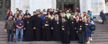 Προσκυνηματική εκδρομή στην Ρωσία - Μόσχα από την Μητρόπολη Σταγών και Μετεώρων