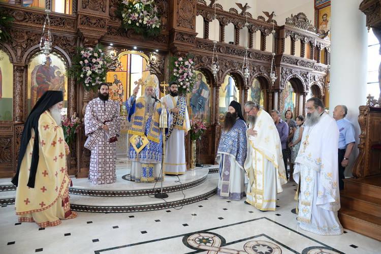 Η εορτή της Αγίας Μαρίνης στην Πάτρα