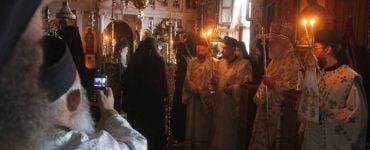 Μνήμη των Αγιορειτών Πατέρων στα Κατουνάκια του Αγίου Όρους