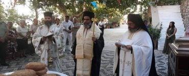 Πανήγυρις Μονής Αγίου Παντελεήμονος Τήλου