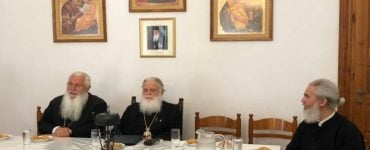 Σύναξη Πνευματικών Μητροπόλεως Θηβών και Λεβαδείας
