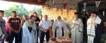 Εορτή Αγίας Κυριακής και Αγίου Προκοπίου στη Μητρόπολη Θηβών