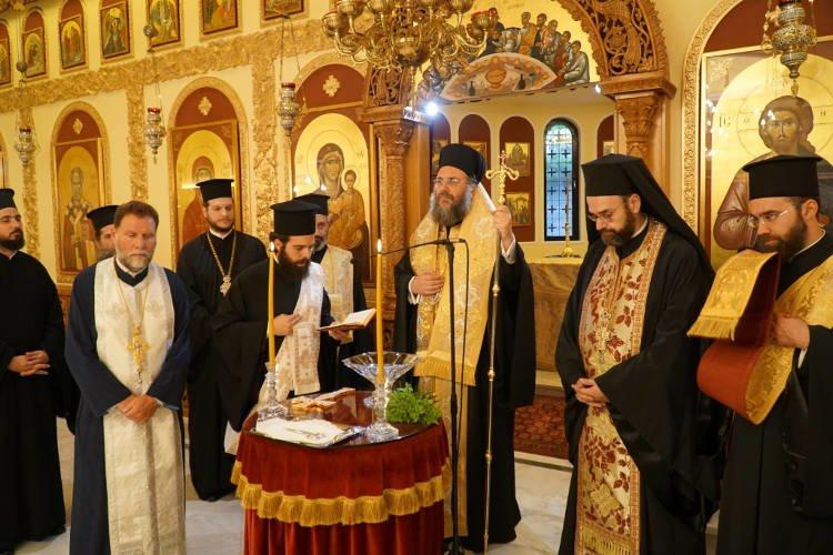 Λαμπρός εορτασμός Αγίας Μαρίνης στη Θεσσαλονίκη