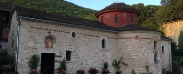 Αγρυπνία Αγίου Παϊσίου στη Μονή Ασπραγγέλων