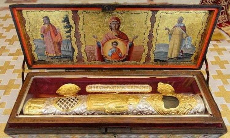 Πανήγυρις Ανακομιδής Λειψάνων Αγίου Στεφάνου στη Νέα Ιωνία