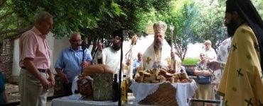 Εορτή των Αγίων Δώδεκα Αποστόλων στη Μητρόπολη Θεσσαλιώτιδος