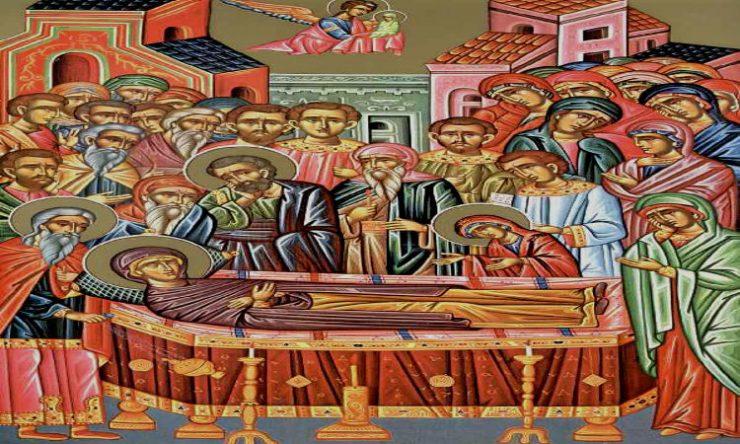 Αγρυπνία Κοιμήσεως Αγίας Άννης στη Νέα Ιωνία Βόλου | proseuxi.gr