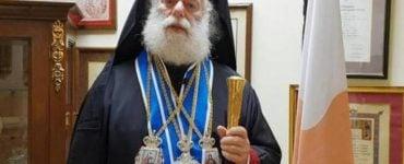 Πατριάρχης Αλεξανδρείας: Καρτερούμε να βρεθεί η λύση στο εθνικό πρόβλημα της Κύπρου