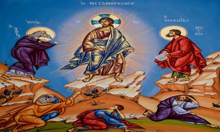 Αγρυπνία Μεταμορφώσεως του Σωτήρος στα Γιαννιτσά Μεταμόρφωση του Σωτήρος Χριστού Απόδοση εορτής Μεταμορφώσεως του Σωτήρος