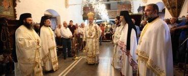 Αρχιεπίσκοπος Κύπρου: Οι άνθρωποι από μόνοι μας και χωρίς τον Θεό δεν μπορούμε να επιτύχουμε (ΦΩΤΟ)