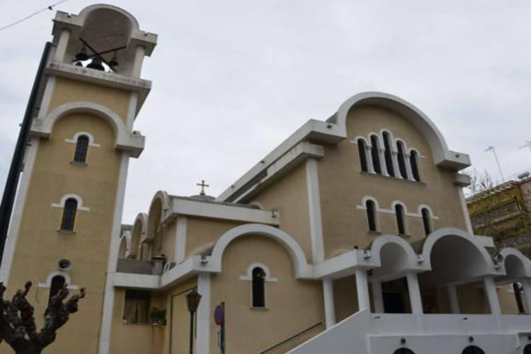 Βανδαλισμός Παρεκκλησίου στα Σεπόλια (ΒΙΝΤΕΟ)