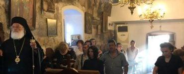 Παράκληση στον Ιερό Ναό Αγίας Ζώνης Μητροπόλεως Αρκαλοχωρίου