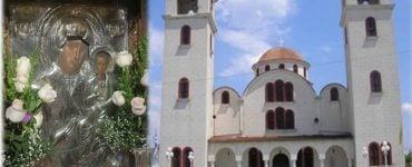 Η Εικόνα της Παναγίας Δαμάστας στην Ευξεινούπολη Αλμυρού