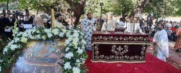 Δημητριάδος Ιγνάτιος: Ο λαός μας δεν θα χαθεί ποτέ, γιατί έχει Στρατηγό του την Παναγιά