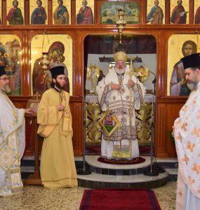 Διδυμοτείχου Δαμασκηνός: Η Παναγία γίνεται το πρότυπο για όλους μας