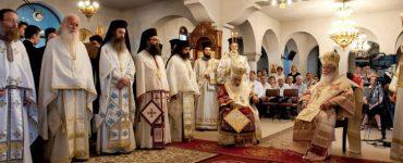 Λαμπρός εορτασμός Αγίας Βάσσης της Εδεσσαίας (ΦΩΤΟ)