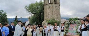 Λαμπρός εορτασμός Νεομάρτυρος Αγίου Δημητρίου στη Σαμαρίνα