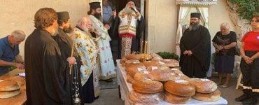 Ο τελευταίος Παρακλητικός Κανόνας στη Μονή Παναγίας Φανερωμένης Ιεράπετρας