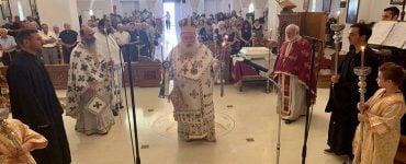 Αρχιερατική Θεία Λειτουργία στον Καθεδρικό Ναό Αγίας Φωτεινής Ιεράπετρας