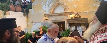 Ιεραπύτνης Κύριλλος: Η Παναγία μας περιμένει με ανοιχτές τις Θεομητορικές αγκάλες της