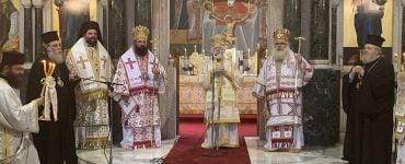 Τα ονομαστήρια του Αρχιεπισκόπου Κρήτης Ειρηναίου