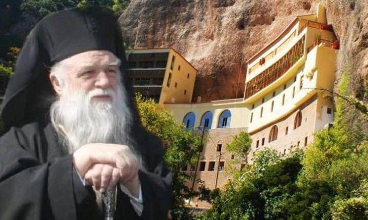 Παραιτήθηκε ο Μητροπολίτης Καλαβρύτων Αμβρόσιος Καλαβρύτων Αμβρόσιος: Χρέος μου να θυσιάσω τον εαυτόν μου διά το συμφέρον της Μητρός Εκκλησίας