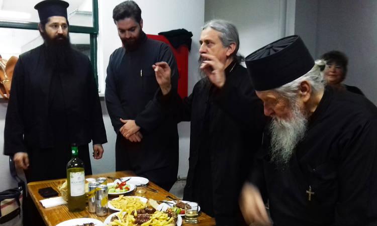 Ευχαριστήριο δείπνο για εθελοντές των κατασκηνώσεων της Μητροπόλεως Καρπενησίου