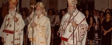Πολυαρχιερατική Αγρυπνία στο νέο Καθολικό της Μονής Χρυσοπηγής